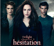 Calendrier Twilight 2011